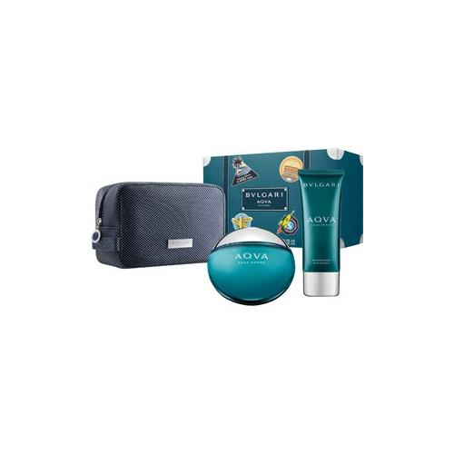 Bvlgari Herrendüfte Aqva pour Homme Geschenkset Eau de Toilette Spray 100 ml + After Shave Balm 100 ml 1 Stk.