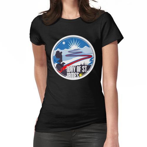 Jakobsweg Jakobsweg Jakobsweg Frauen T-Shirt