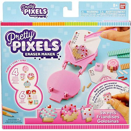 Pretty Pixels Starter Set Süßigkeiten rosa