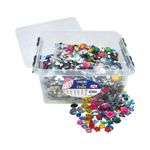 Kristallsteine in Box, 5.000 Stück