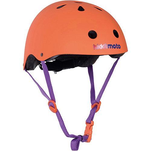 Fahrradhelm - Orange Matt - M (53-58cm) orange