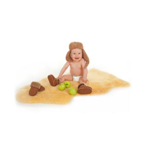 Baby Lammfell, ca. 90-100 cm