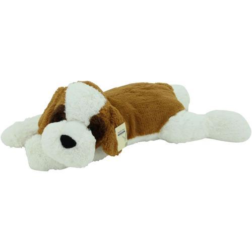 Sweety Toys 5529 XXL Riesen Bernhardiner liegend Plüschhund - ca. 80 cm groß - Kuschelhund Teddybär Plüschtier Plüsch Plüschbär Sweety Toys