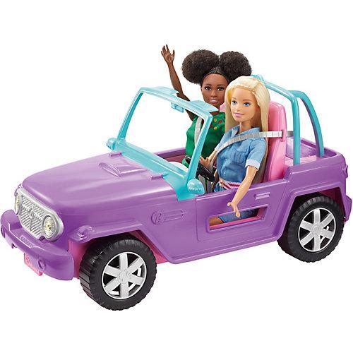 Barbie Strand-Jeep, Barbie Zubehör, Barbie Auto, Spielzeugauto, Barbie Fahrzeug
