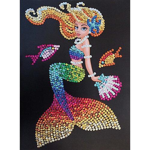 Sequin Art Meerjungfrau