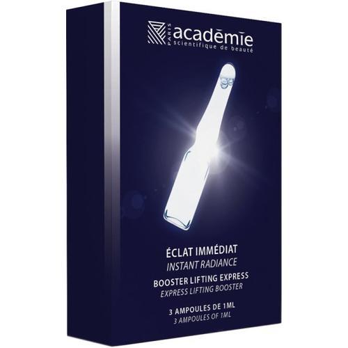 Académie Éclat Immédiat 3 x 1 ml Gesichtsserum