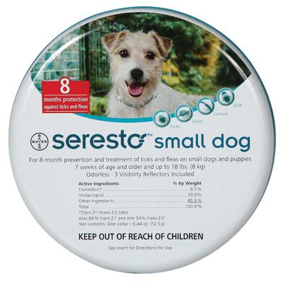 Simparica For Dogs 2.8-5.5 Lbs (Yellow) 3