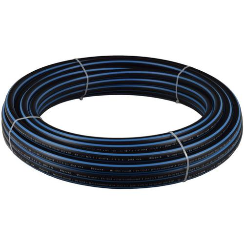 PE-Rohr 40,0 x 3,7 mm 5/4 Zoll Hart (50 Meter Rolle) - Agora-tec