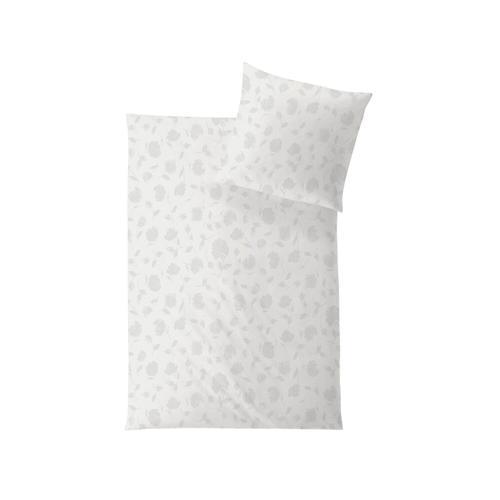 Hefel Luxus Tencel Bettwäsche Rose elfenbein 1000/010 Bettbezug