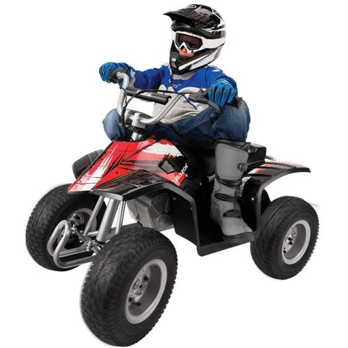 Razor Elektromobil Dirt Quad Elektro Quad, 13 km/h schwarz Elektromobile Motorroller Mofas