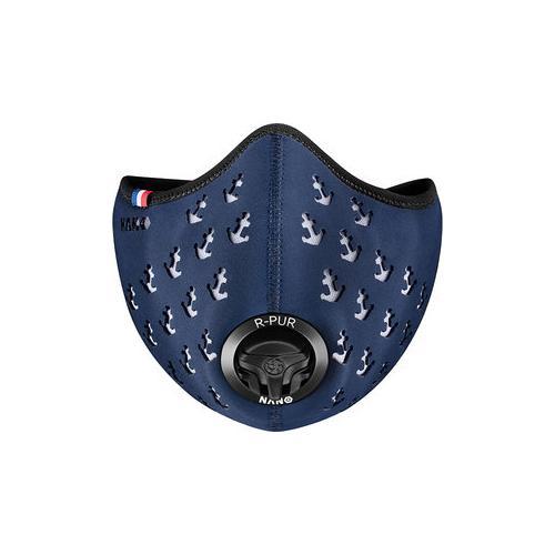 R-PUR Anti-Feinstaub Maske Ancre blau UNI
