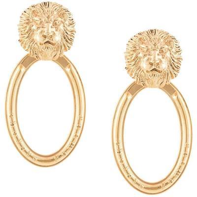 Natia X Lako Boucles d'oreilles Lion structurées