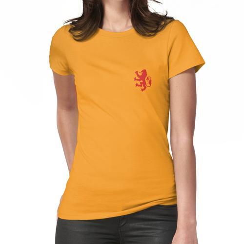 Zügelloser Löwe Frauen T-Shirt