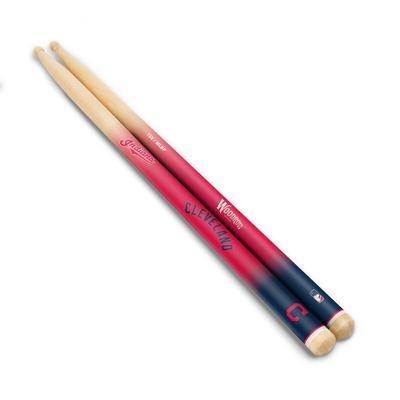"""""""Woodrow Cleveland Indians Drum Sticks"""""""