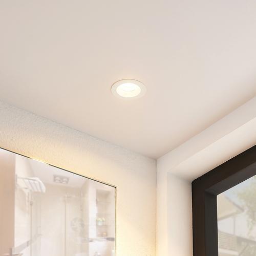 Arcchio Unai LED-Einbaustrahler 2.700K IP65, 8,2W