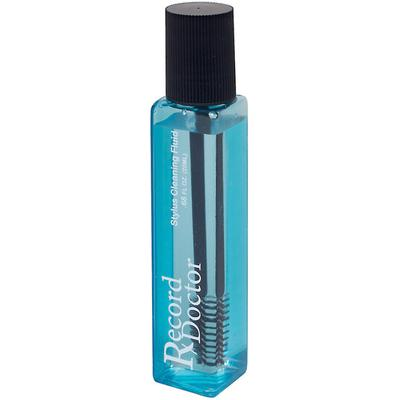 Record Doctor Stylus Cleaning Fluid with Brush