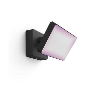 Philips Hue Outdoor Discover Floodlight - Black