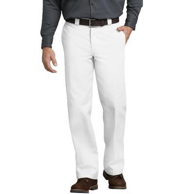 Dickies Men's White Original 874 Work Pants