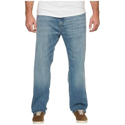 Nautica Big & Tall Big and Tall Relaxed Fit in Light Tide Water (Light Tide Water) Men's Jeans
