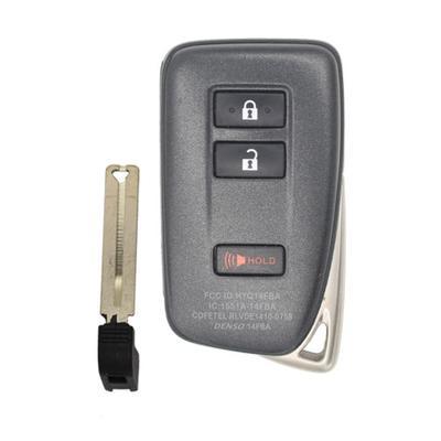 Lexus NX 200t OEM 3 Button Key Fob
