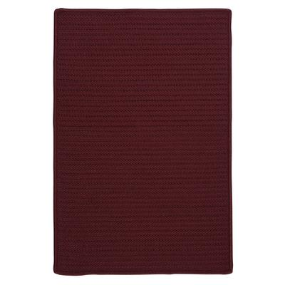 Simple Home Solid Rug by Colonial Mills in Corona (Size 2'W X 4'L)