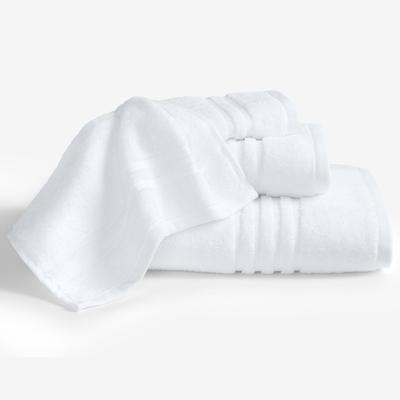4-Pc. Zero Twist Towel Set by BrylaneHome in White