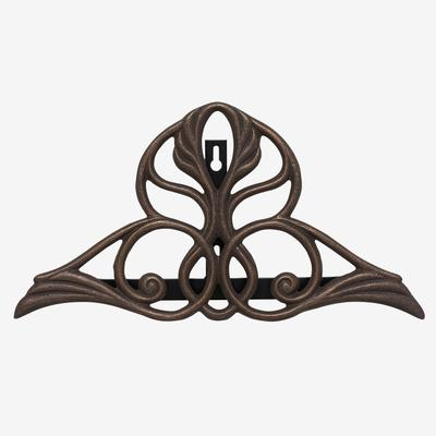 Victorian Hose Holder by Whitehall Products in Oil Rubbed Bronze