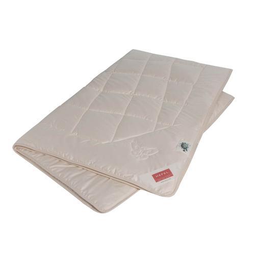 Hefel Bio-Silk Decke Sommerdecke / 155x220 cm / 730g