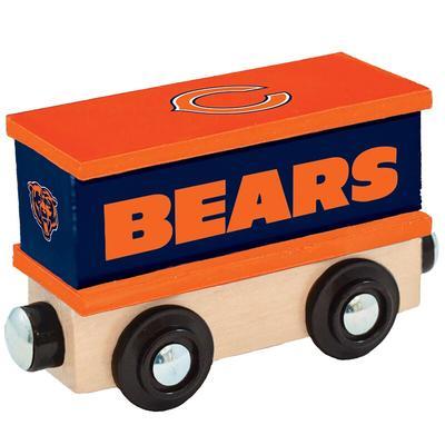 Chicago Bears 6.5'' x 5.5'' Box Car Train