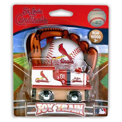 St. Louis Cardinals Youth Toy Train