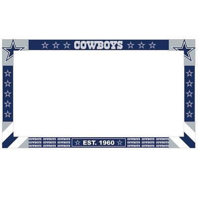 Dallas Cowboys Big Game TV Frame