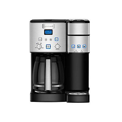 Cuisinart Coffee Center 12-Cup & Single Serve Brewer