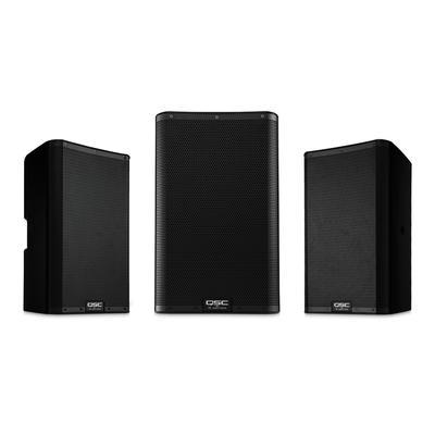 """QSC K 10.2 K2 Series 2-Way 2000 Watt 10"""" Powered Loudspeaker"""