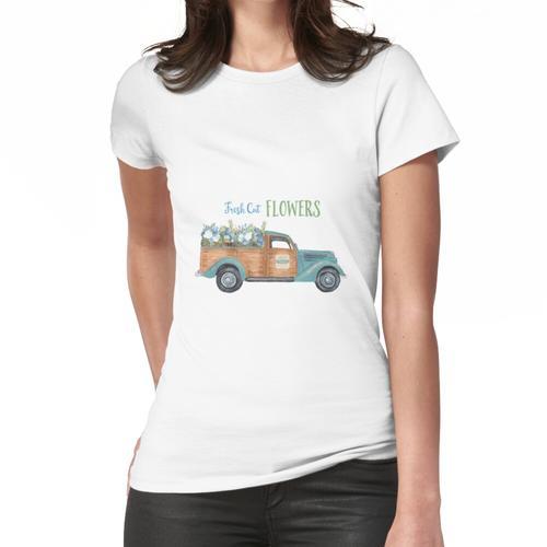 Frische Schnittblumen C Frauen T-Shirt