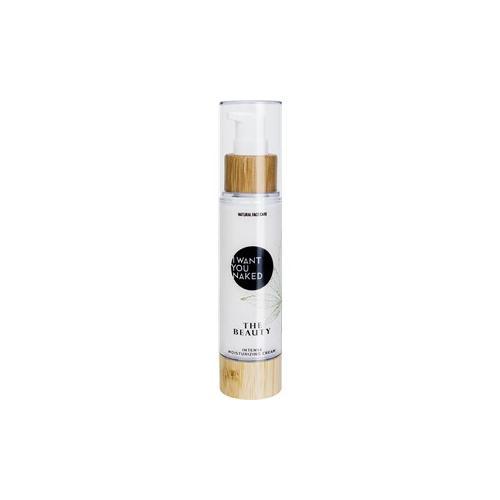 I Want You Naked Gesichtspflege Creme, Öl & Seren Bio-Hanfsamenöl & Aloe Vera The Beauty Holy Hemp Face Cream 50 ml