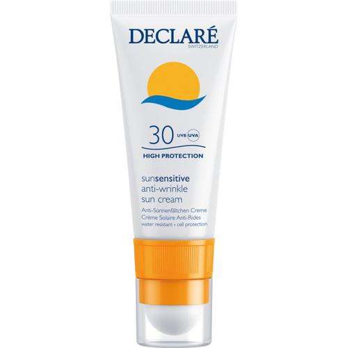 Aktion - Declare Sun Sensitive Anti-Wrinkle Sun Cream Spf-30 20 ml Sonnencreme