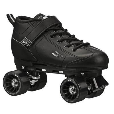 Pacer GTX-500 Mach-5 Roller Skates Black