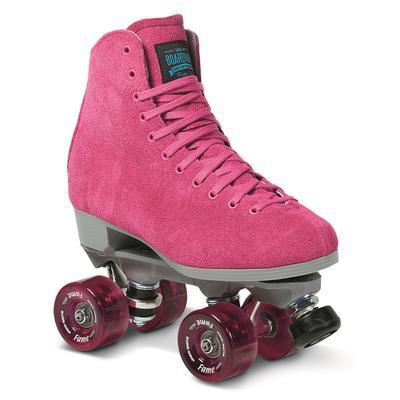 Sure-Grip Boardwalk Fame Men's Roller Skates Pink