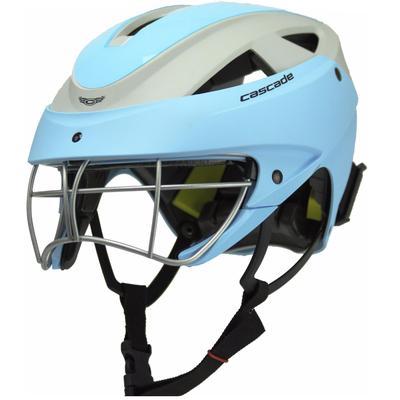 Cascade LX Women's Lacrosse Headgear Carolina Blue