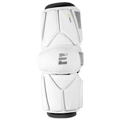 EPOCH Integra Elite Lacrosse Arm Guards White