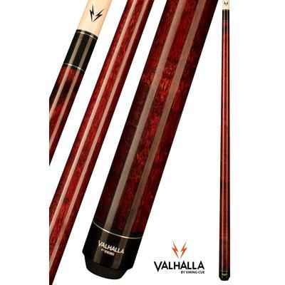 Valhalla 2 Piece Pool Cue Stick Mahogany