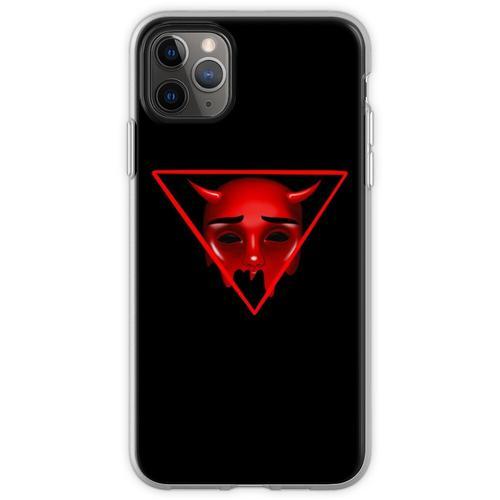 Dreiseitige Hölle Flexible Hülle für iPhone 11 Pro Max