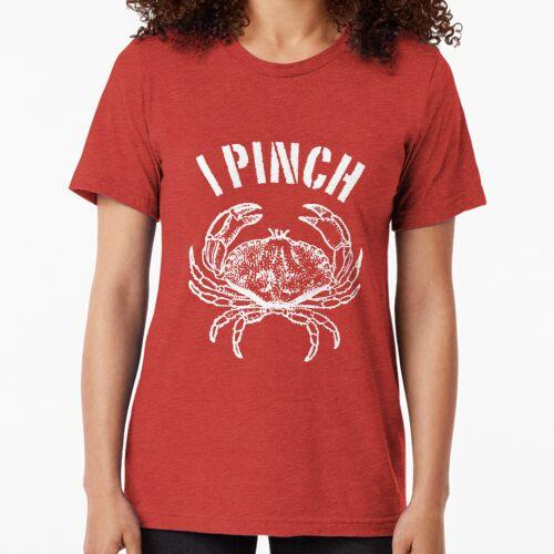 Krabbe. Ich kneife Vintage T-Shirt