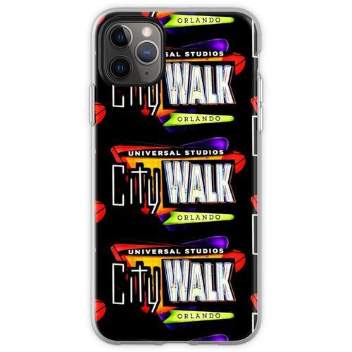 Universal CityWALK Orlando Flexible Hülle für iPhone 11 Pro Max