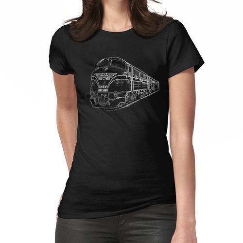Jugoslawischer Zug - MAV M61 Frauen T-Shirt