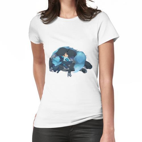 Kuschelfreunde Frauen T-Shirt