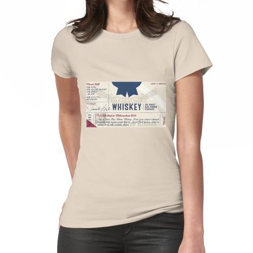 PBR Whisky Frauen T-Shirt