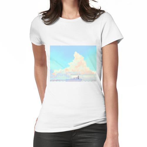 Ghosting von # 2 Frauen T-Shirt