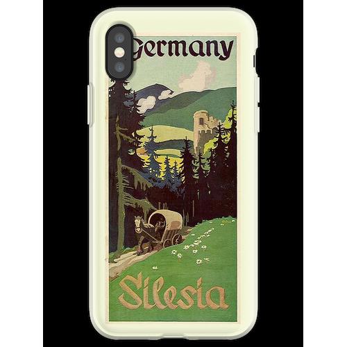 Schlesien ... Schlesien Flexible Hülle für iPhone XS