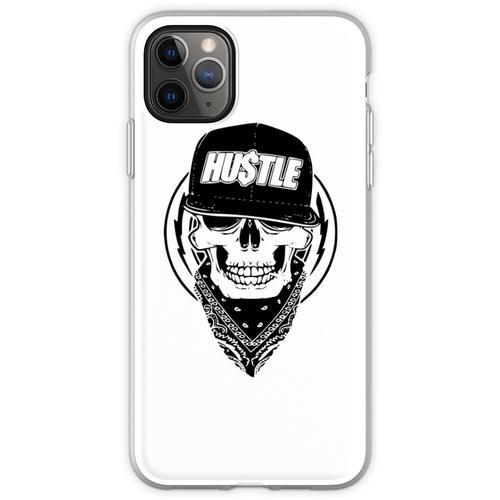 Hustle Skull Bandana Flexible Hülle für iPhone 11 Pro Max